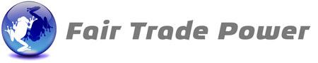 Beschreibung: Fair-Power-Trade-Logo-Type-Breit-Web